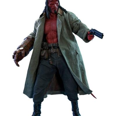 Hellboy figurine Movie Masterpiece 1/6 Hellboy 32 cm