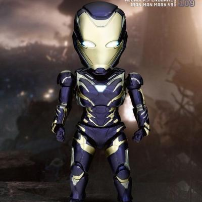 Avengers : Endgame Egg Attack figurine Iron Man Mark 49 Rescue Suit 21 cm