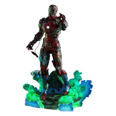 Avengers: Endgame figurine MMS PVC 1/6 Mysterio's Iron Man Illusion 32 cm