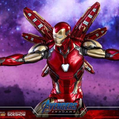 Avengers: Endgame figurine Movie Masterpiece Series Diecast 1/6 Iron Man Mark LXXXV 32 cm