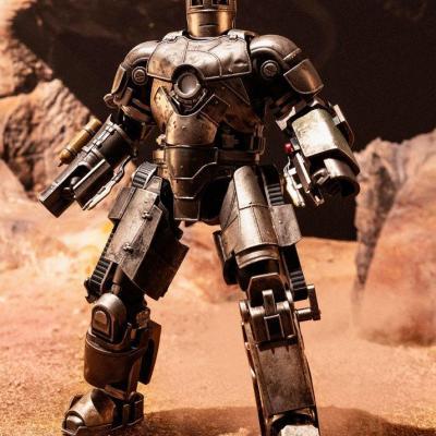 Iron Man figurine S.H. Figuarts Iron Man Mk 1 (Birth of Iron Man) 17 cm