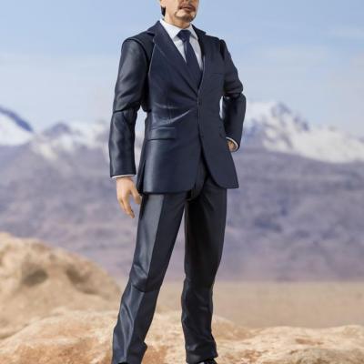 Iron Man figurine S.H. Figuarts Tony Stark (Birth of Iron Man) 15 cm