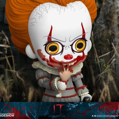 Ça : Chapitre 2 figurine Cosbaby Pennywise with Broken Arm 11 cm