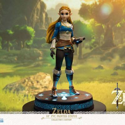 The Legend of Zelda Breath of the Wild statuette PVC Zelda Collector's Edition 25 cm