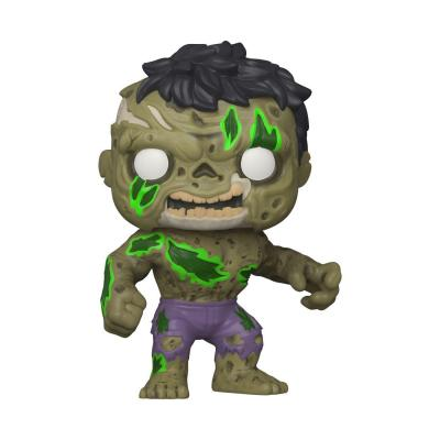 Marvel Figurine POP! Vinyl Zombie Hulk 9 cm