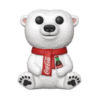 Coca-Cola POP! Ad Icons Vinyl figurine Coca-Cola Polar Bear 9 cm