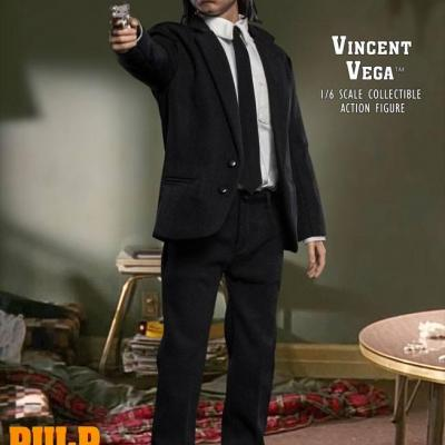 Pulp Fiction figurine My Favourite Movie 1/6 Vincent Vega 30 cm