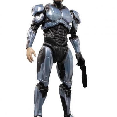Robocop 2014 figurine Exquisite Mini 1/18 Robocop Silver 10 cm