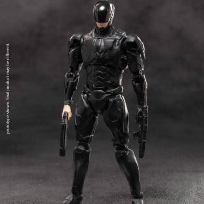 Robocop 2014 figurine Exquisite Mini 1/18 Robocop Black 10 cm
