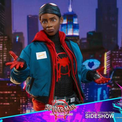 Spider-Man: New Generation figurine Movie Masterpiece 1/6 Miles Morales 29 cm