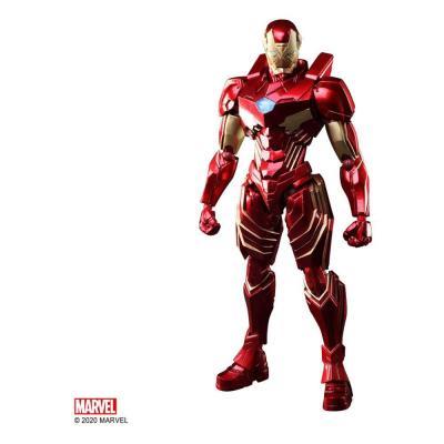 Marvel Universe Bring Arts figurine Iron Man by Tetsuya Nomura 18 cm