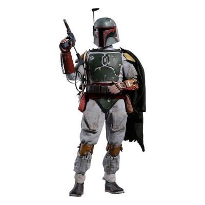 Star Wars Episode V figurine Movie Masterpiece 1/6 Boba Fett 30 cm
