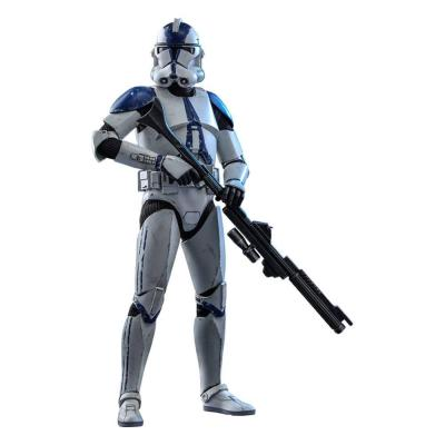 Star Wars The Clone Wars figurine 1/6 501st Battalion Clone Trooper 30 cm