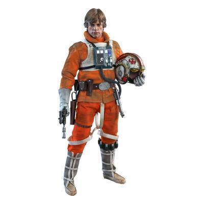 Star Wars Episode V figurine Movie Masterpiece 1/6 Luke Skywalker (Snowspeeder Pilot) 28 cm
