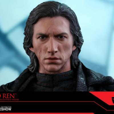 Star Wars Episode IX figurine Movie Masterpiece 1/6 Kylo Ren 33 cm