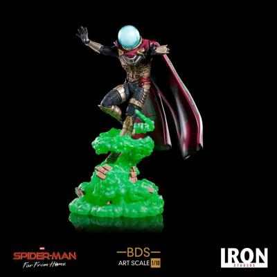 Spider-Man: Far From Home statuette BDS Art Scale Deluxe 1/10 Mysterio 24 cm