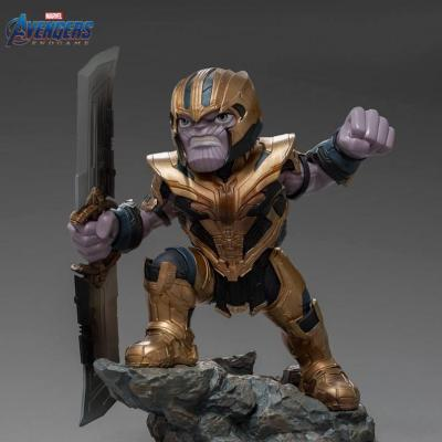Avengers Endgame figurine Mini Co. PVC Thanos 20 cm