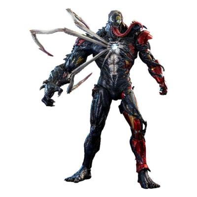 Marvel's Spider-Man: Maximum Venom figurine Artist Collection 1/6 Venomized Iron Man 35 cm