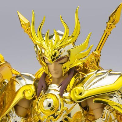 Saint Seiya Soul of gold figurine Cloth Myth Ex Libra Dohko God 18 cm Tamashii Nations