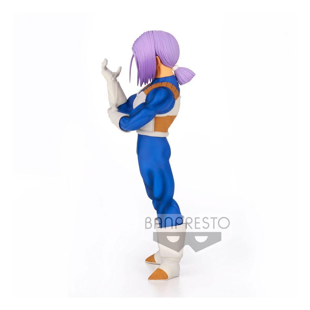 Solid edge works trunks banpresto suukoo toys figurine dbz 2