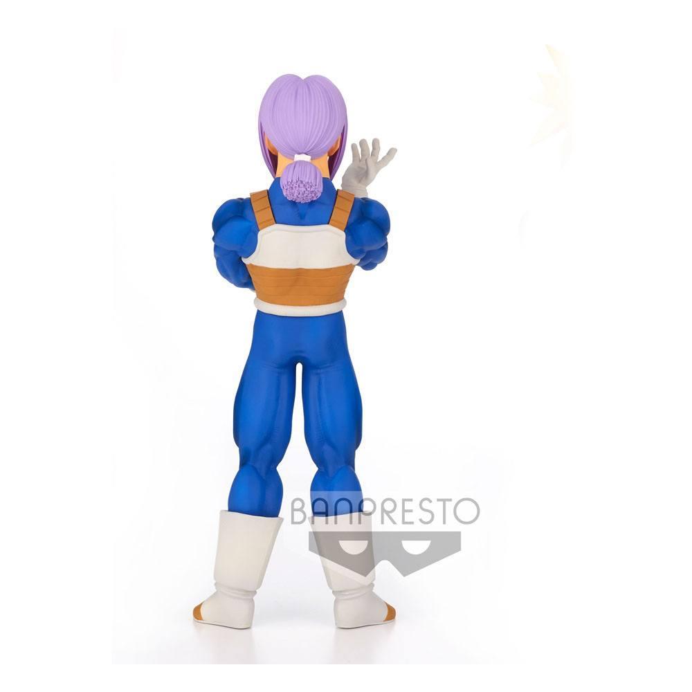 Solid edge works trunks banpresto suukoo toys figurine dbz 3