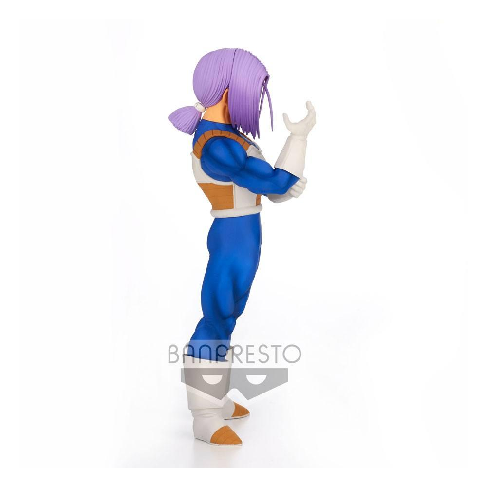 Solid edge works trunks banpresto suukoo toys figurine dbz 4