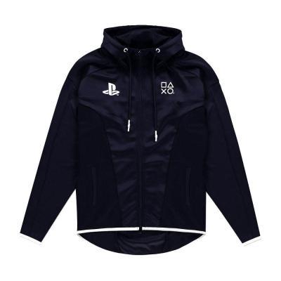 veste à capuche Sony PlayStation Black & White Teq