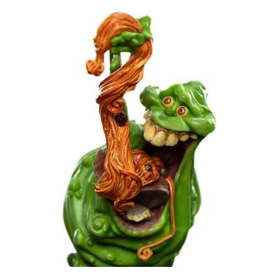 Sos fantomes figurine mini epics slimer glow in the dark sdcc 2020 exclusive 18 cm weta ghosbuster 3