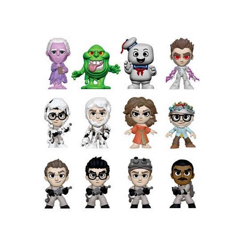 Sos fantomes ghostbuster presentoir mystery 12 mini figurines 5 cm funko 1