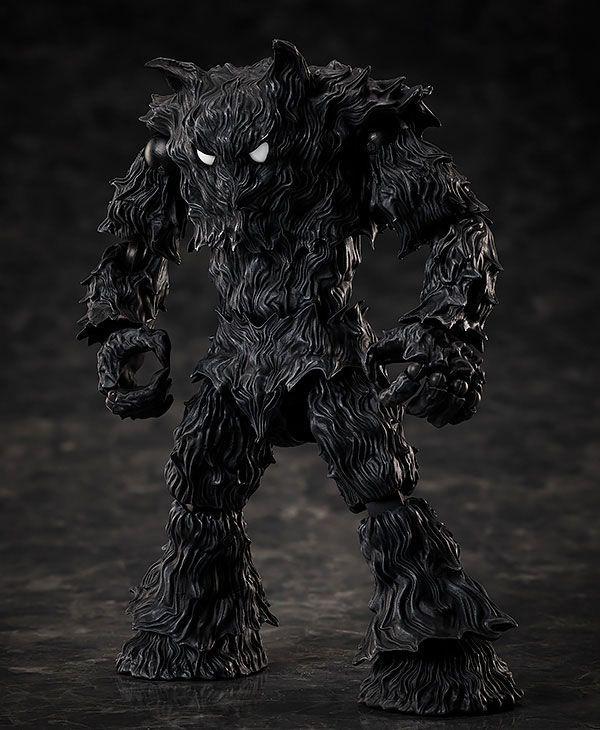 Space invaders figurine figma space invaders monster gitd 17 cm 2