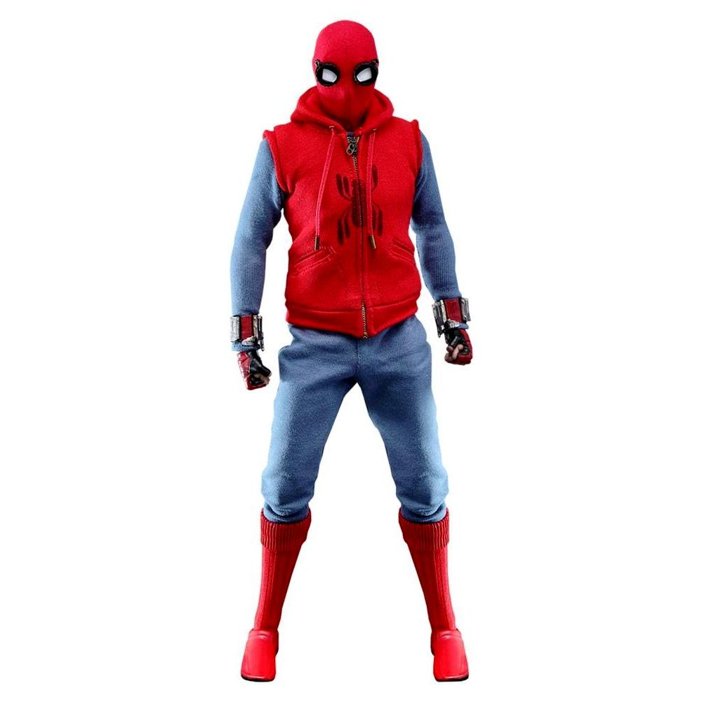 Spider man far from home figurine movie masterpiece