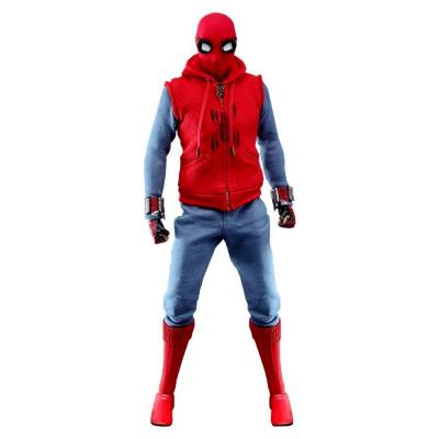 Spider-Man : Far From Home figurine Movie Masterpiece 1/6 (Homemade Suit) 29 cm
