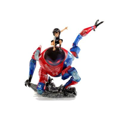 Spider-Man: Far From Home statuette BDS Art Scale Deluxe 1/10 Peni Parker & SP 25 cm