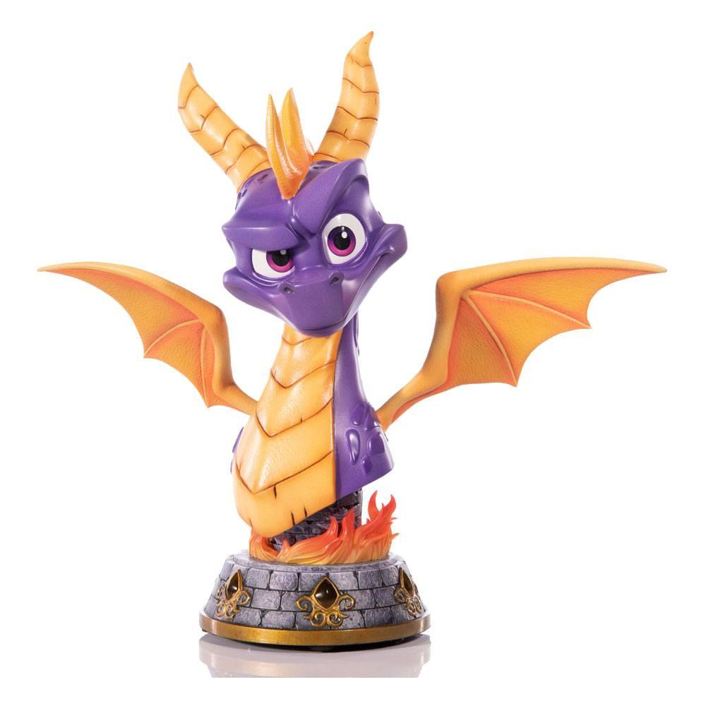 Spyro reignited trilogy buste grand scale spyro 38 cm 1