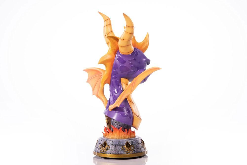 Spyro reignited trilogy buste grand scale spyro 38 cm 6