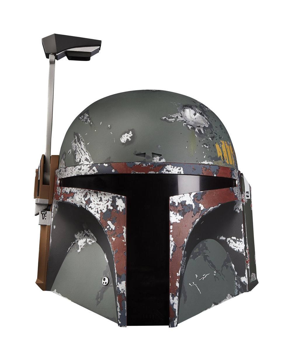 Star wars black series casque electronique premium boba fett 1