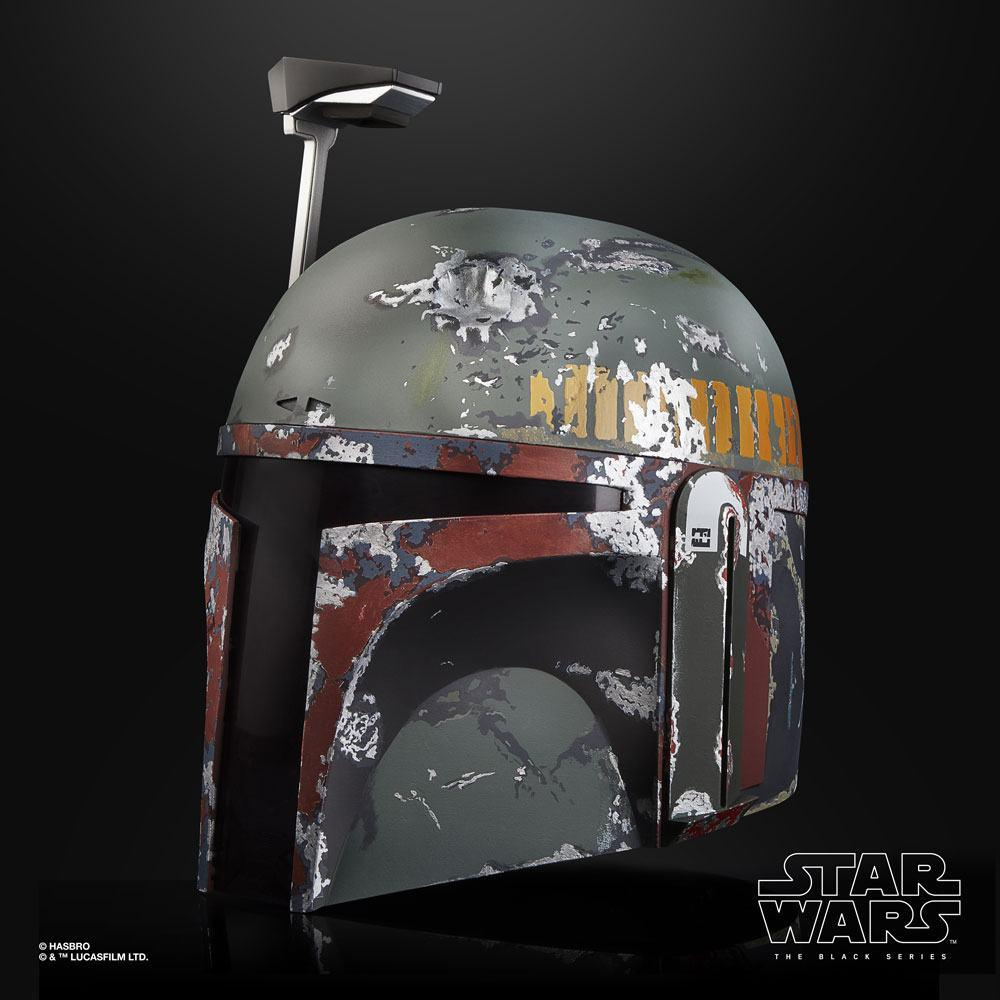Star wars black series casque electronique premium boba fett 2