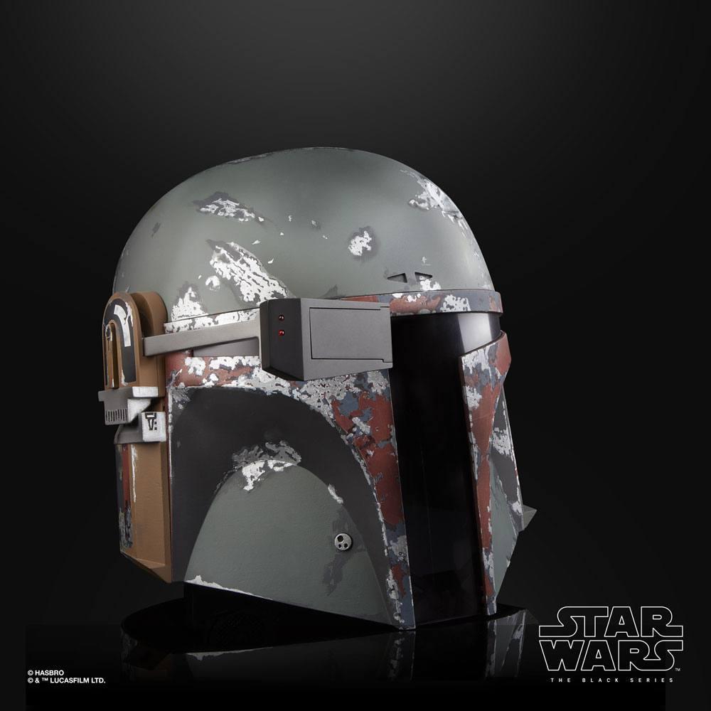 Star wars black series casque electronique premium boba fett 3