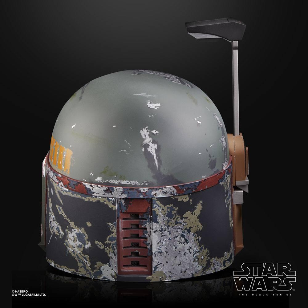 Star wars black series casque electronique premium boba fett 5