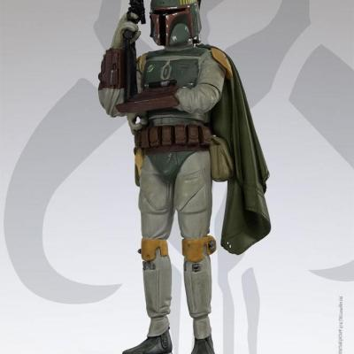 Star Wars Elite Collection statuette Boba Fett #2 21 cm