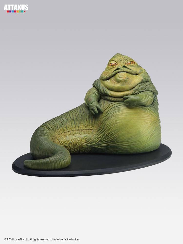 Star wars elite collection statuette jabba the hutt 21 cm
