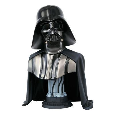 Star wars episode iv legends in 3d buste 12 darth vader 25 cm