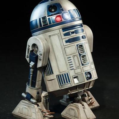 Star Wars figurine articulée 1/6 R2-D2 17 cm sideshow collectibles