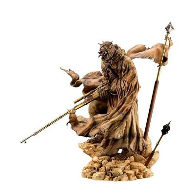 Star wars statuette pvc artfx 17 tusken raider barbaric desert tribe artist series ver 33 cm 1
