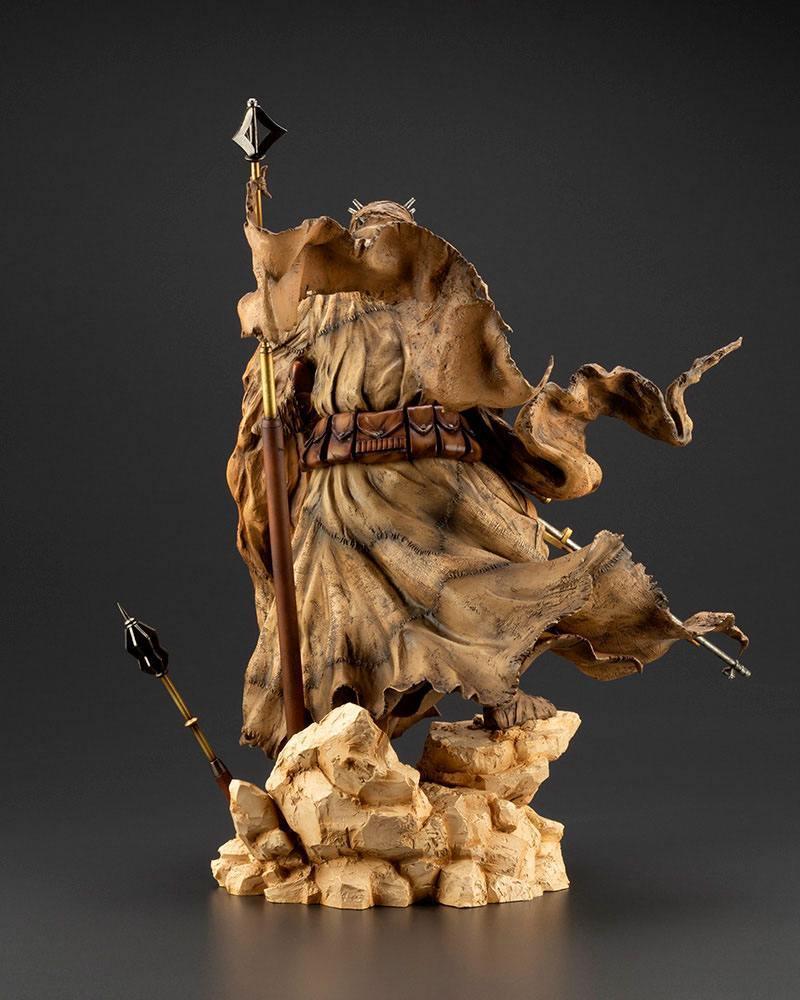 Star wars statuette pvc artfx 17 tusken raider barbaric desert tribe artist series ver 33 cm 5
