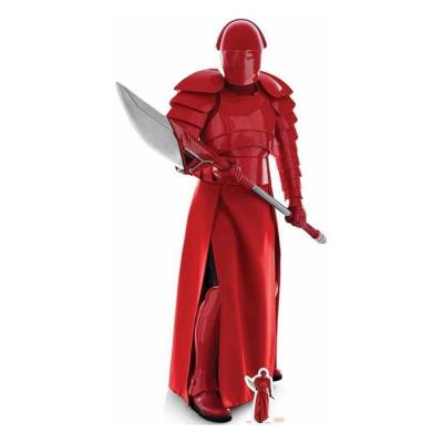 Star Wars - The last Jedi - Praetorian Guard cutout Silhouette Chevalet