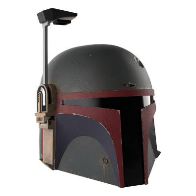 Star Wars The Mandalorian Black Series casque électronique Boba Fett (Re-Armored)
