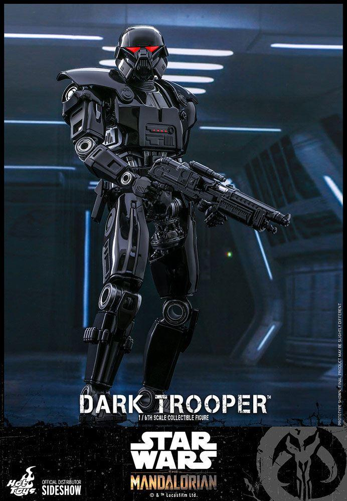 Star wars the mandalorian figurine 16 dark trooper 32 cm 11