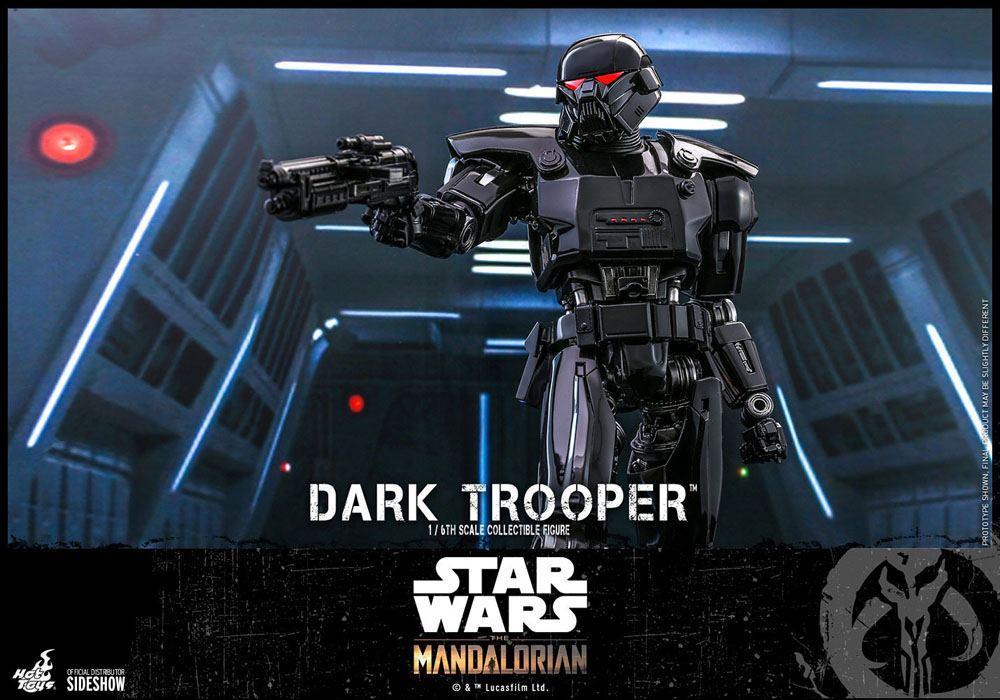 Star wars the mandalorian figurine 16 dark trooper 32 cm 4