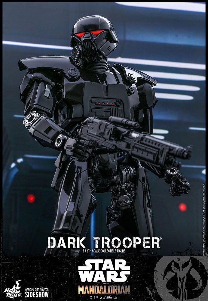 Star wars the mandalorian figurine 16 dark trooper 32 cm 8